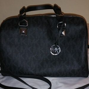 Michael Kors Greyson Large Satchel